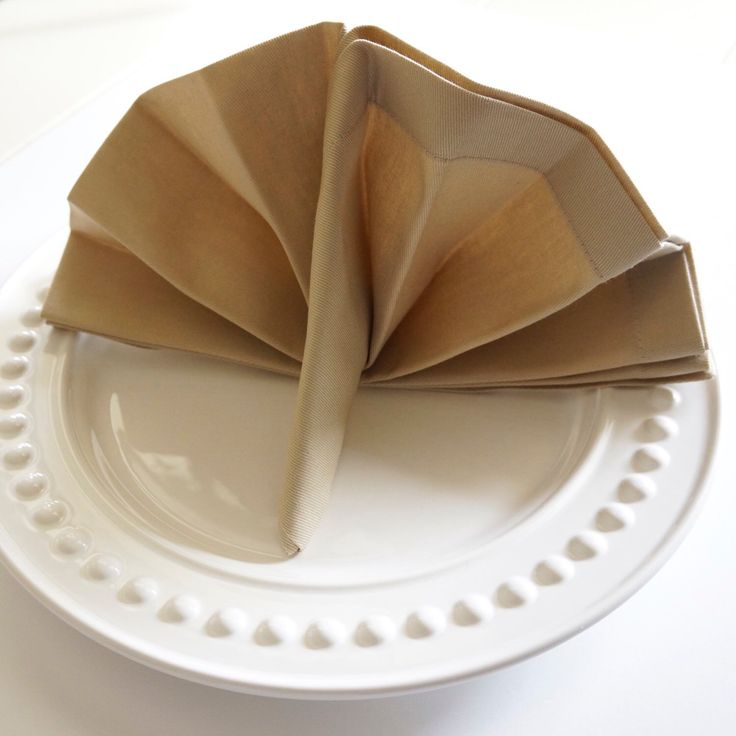 Best 25 thanksgiving napkin folds ideas on pinterest for Turkey napkins