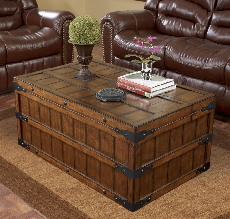 Storage Coffee Table Ashley: Shepherdsville Rectangular Cocktail Table By Signature