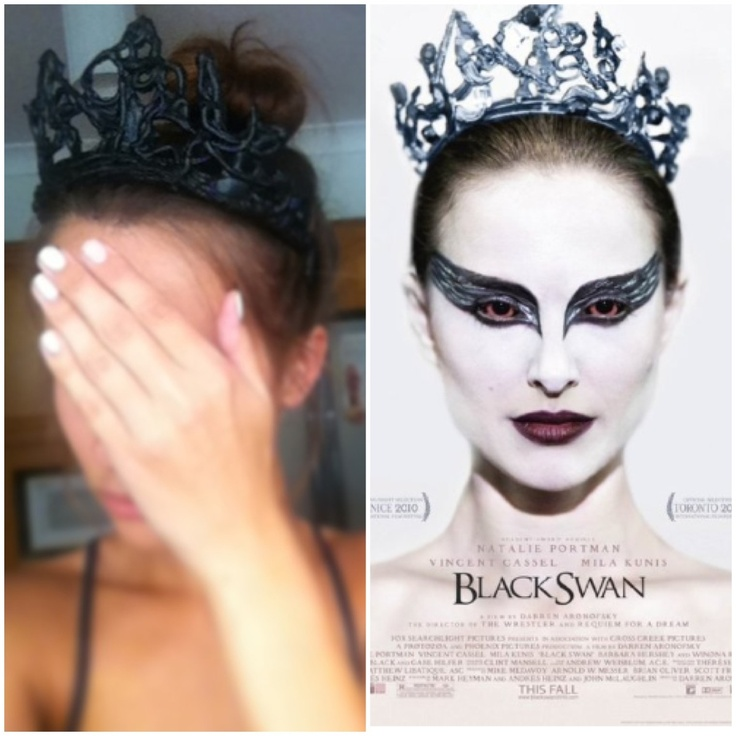 Black swan crown template - photo#23