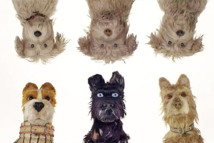 "Watch a new clip from Wes Anderson's ""Isle of Dogs""- Wes Anderson's new film is out 23 March."