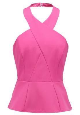 Lipsy Blusa Pink Los Tops De Mujer Los tops de mujer te dan la oportunidad de vestirte a tu gusto de la forma más sencilla y cómoda posible. Puedes combinarlos con faldas, con vaqueros, con shorts, con leggins, puedes lograr outfits elegantes, informales, modernos o clásicos.
