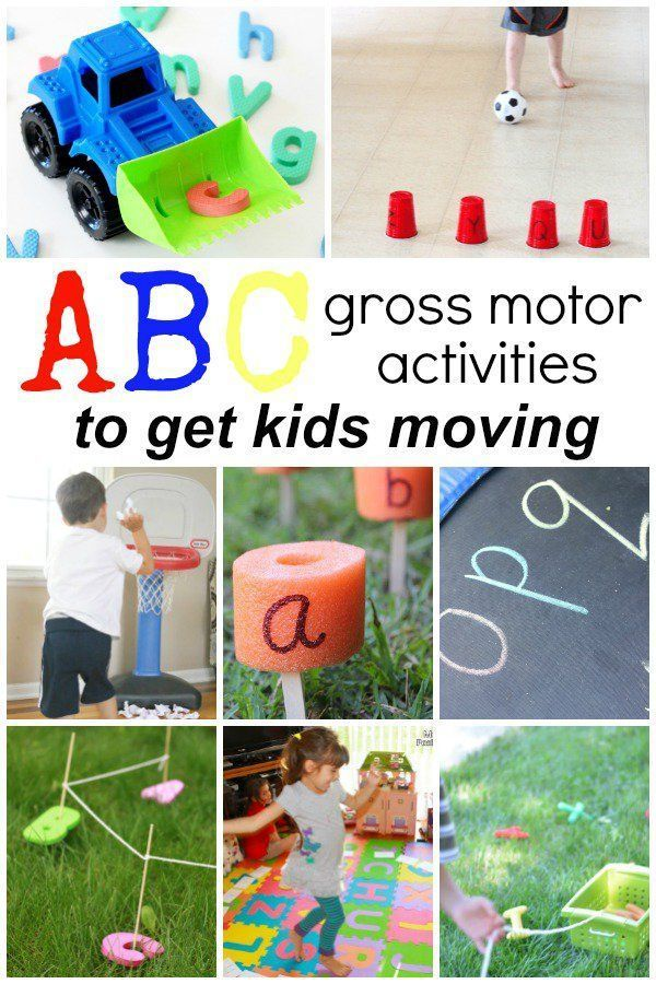 92 best images about gross motor skills on pinterest for Fine and gross motor skills activities