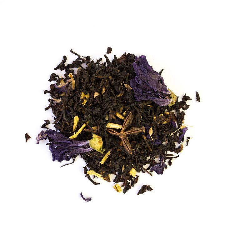 Retombez en enfance avec le thé Bâton de Réglisse ! Colors of Tea, thé et tisanes