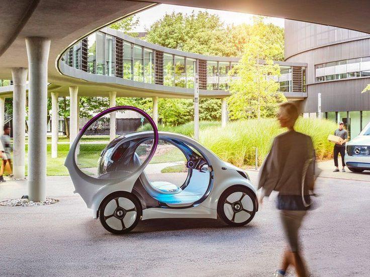 the smart vision EQ #smart #car #cardesign #ecar #transport #future #technology #automotive #transportdesign #automotivedesign #design #productdesign #industrialdesign