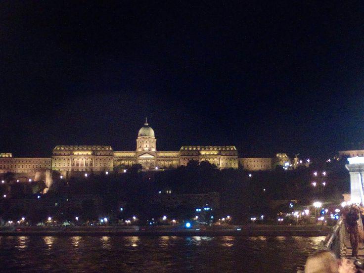 Budaest/Budai vár