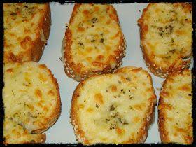 Olga's cuisine...και καλή σας όρεξη!!!: Σκορδόψωμο