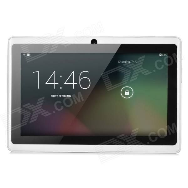 #7 #Capacitive #Touch #Screen #Android #44 #Tablet #PC #W #Camera #GSensor # #White #TF #WiFi #Android #Tablets #Computers # #Networking #Home #Tablets Available on Store USA EUROPE AUSTRALIA http://ift.tt/2iu3so7