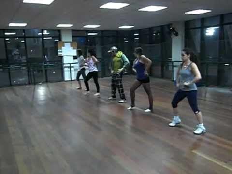 Take over control choreography, Afrojack feat Eva Simons