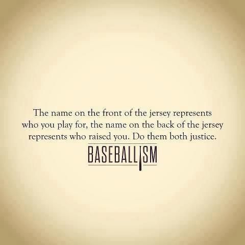 25+ best Inspirational baseball quotes on Pinterest   Baseball ...