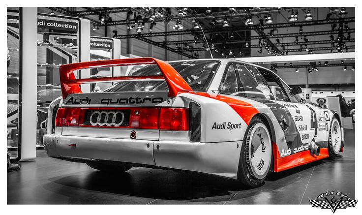 Aloha! I saw this very special Audi 90 at the last years Techno Classica in Essen/Germany ;-) – Maic Schulte
