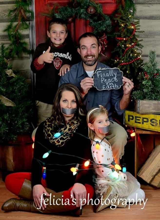 90+ Best & Fun Family Christmas Pictures Ideas | baba | Pinterest ...