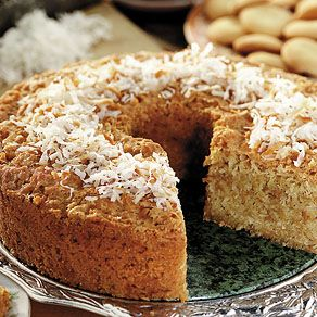 In a large bowl, cream butter and sugar until light and fluffy. Add eggs, one at a time, beating well after each until light and fluffy. Add wafers to creamed mixture alternately with milk. Fold in coconut and nuts. Pour into a greased and floured in. tube pan with a removable bottom. Bake at ° for /2 hours, testing after 1 antminekraft85.tkgs: