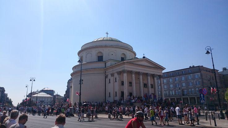 St Alexander's Church, Warsaw