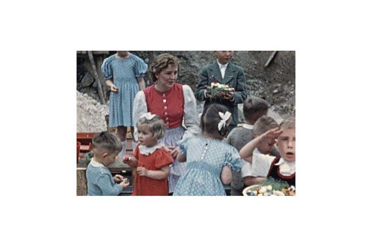 """Ostern auf dem """"Berghof"""":  Eva Braun war über 14 Jahre die unsichtbare Frau..."""