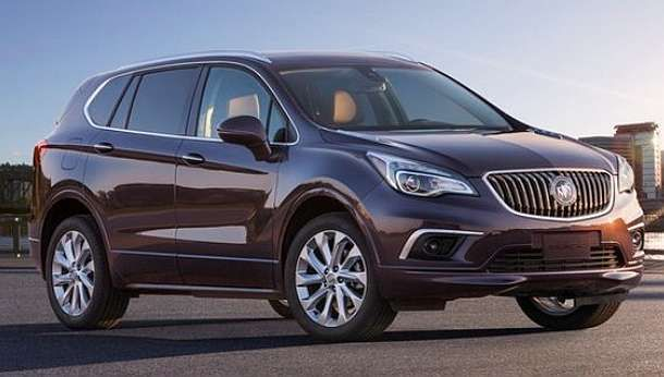 2016 Buick Envision - -http://gmcars2016.com/2016-buick-envision/