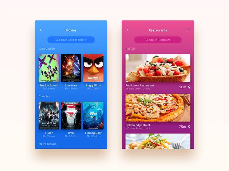 DateNight - iOS App WIP