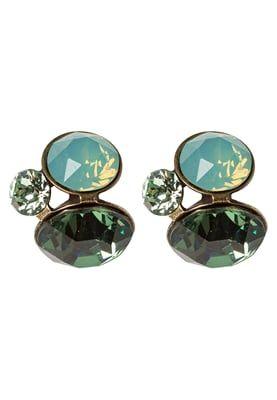 Ein edel glitzerndes Detail! Konplott DISCO STAR - Ohrringe - green antique für 24,95 € (23.04.16) versandkostenfrei bei Zalando bestellen.