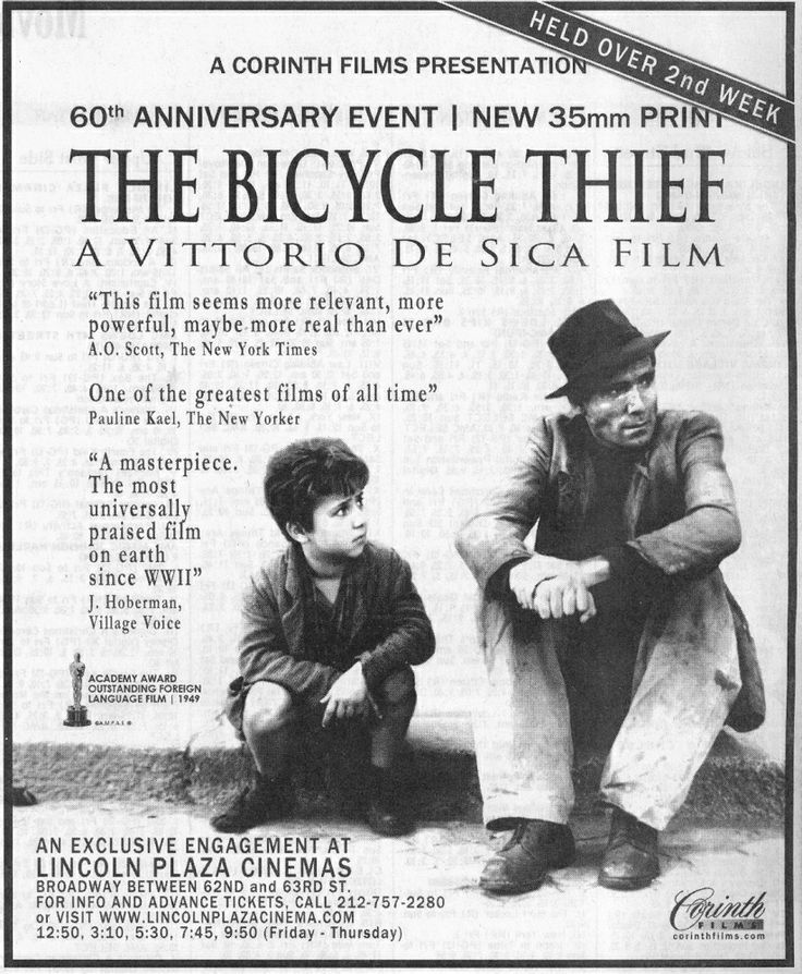 'The Bicycle Thief' (1948)