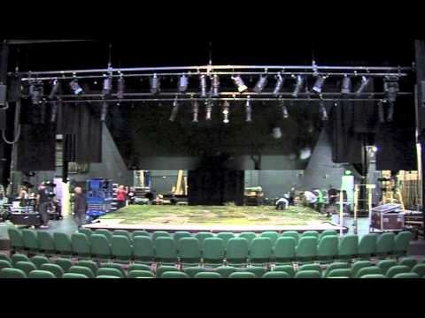 Check out this time lapse video as the crew bump-in the Macbeth set in Canberra recently.  Next stop, @Grace Brillantes-Evangelista Centre Melbourne!  www.bellshakespeare.com.au
