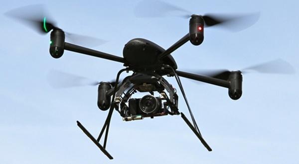 Un drone sauve la victime d'un accident de voiture au Canada