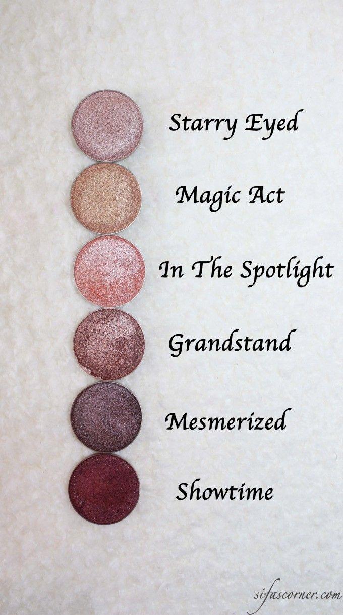 COMPLETE REVIEW: Makeup Geek Foiled Shadows: Part-1 #makeupgeekcosmetics