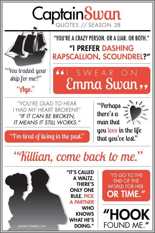 Captain Swan quotes