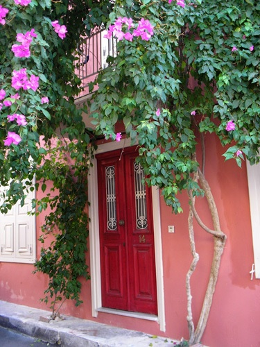 colourful Nafplion