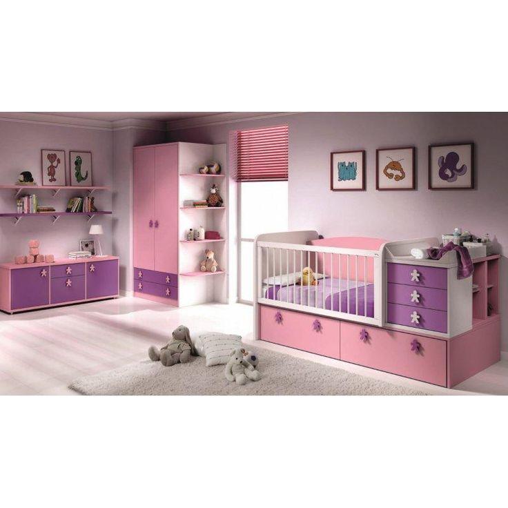 Chambre bébé évolutive en chambre d