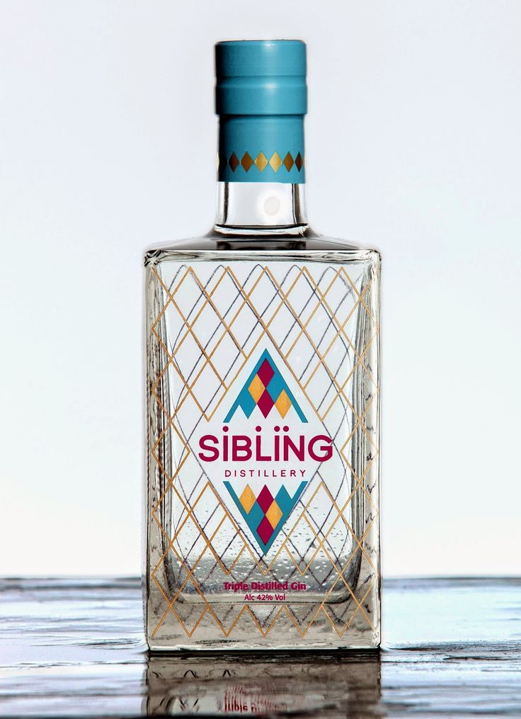 Brand Spanking New: Sibling Triple Distilled Gin