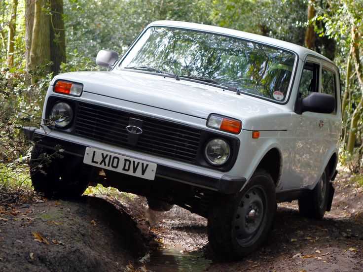 Lada Niva - Love these cars. I had one at uni and it was so much fun.