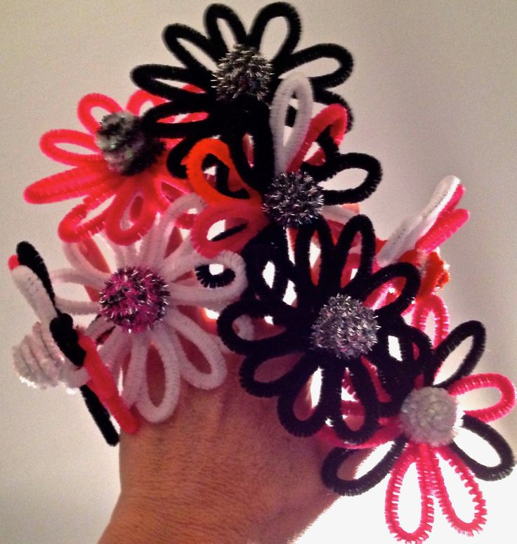 35 best The Pipe Cleaner Lady's famous rings images on ...