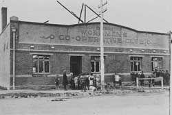 Wonthaggi Workmen's Club circa 1909