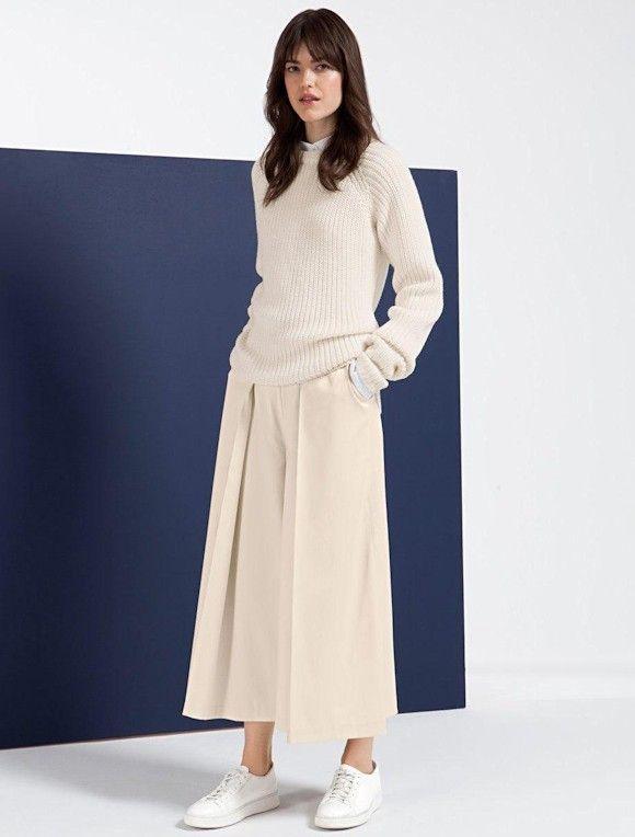 10 best pantalon large et jupe culotte images on pinterest. Black Bedroom Furniture Sets. Home Design Ideas