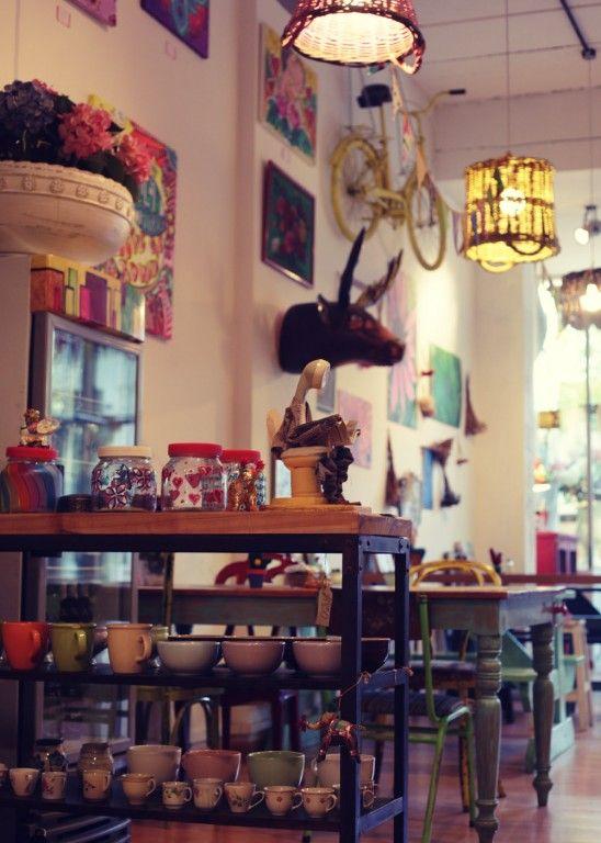 Depósito Santa Mariah: Ideia De Decoração Para Lojas, Restaurantes, Etc