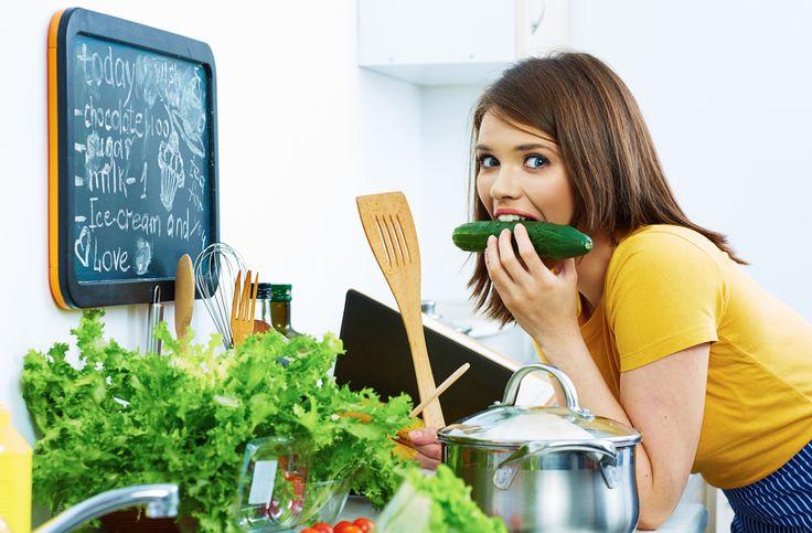 Rééquilibrage alimentaire : 3 menus types