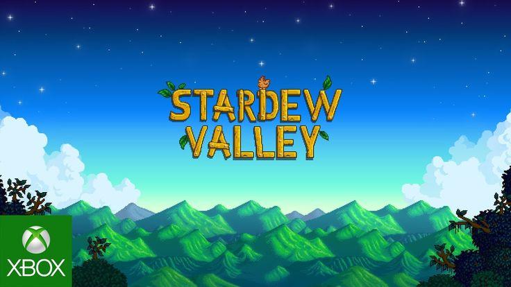 Stardew Valley Xbox One Trailer - http://gamesitereviews.com/stardew-valley-xbox-one-trailer/
