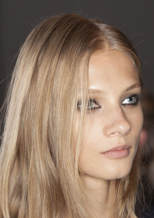 25+ best ideas about Anna selezneva on Pinterest   Medium blonde hair color, Medium blonde and Dark blonde