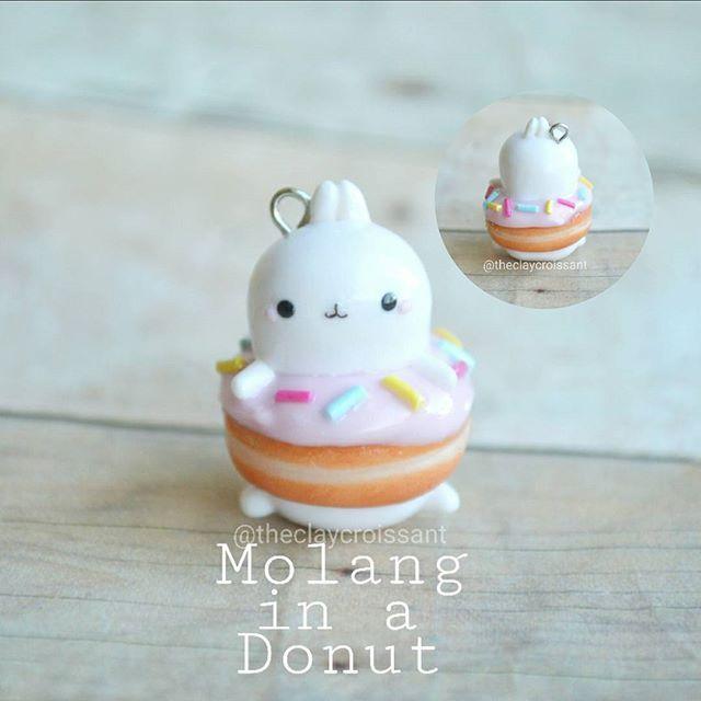 Cotton donnut
