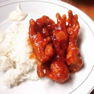 Sakura UME (사쿠라 매화) : Ceker Ayam Pedas
