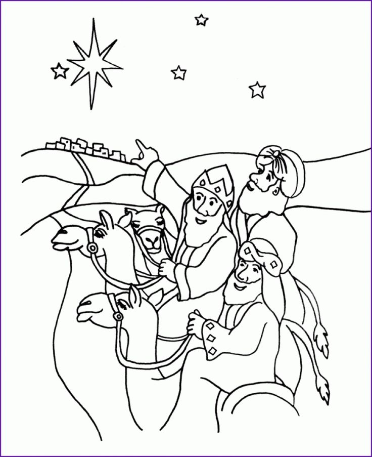 34 best Christmas Coloring Pages images on Pinterest  Christmas
