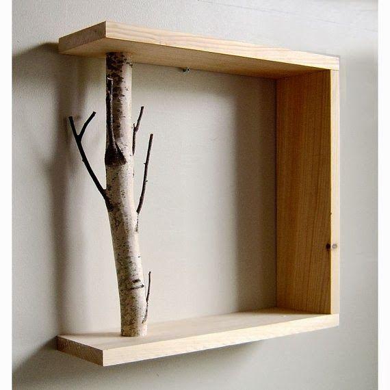 tremendamiranda: DIY: Cajas de madera para todos los rincones