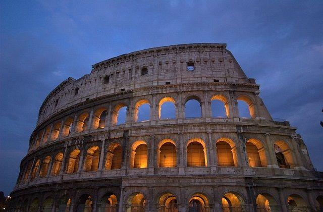 Flights to Rome from $992 Return on Qatar Airways - Exploramum & Explorason