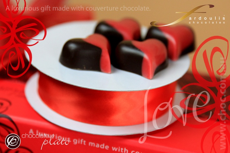 Fardoulis Chocolates - Chocolate Hearts