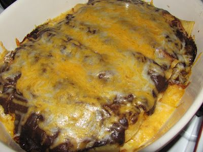 "Life Should Be Beautiful: El Fenix Enchilada ""Gravy"""