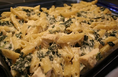 Chicken and Kale Casserole | What's for Dinner | Pinterest