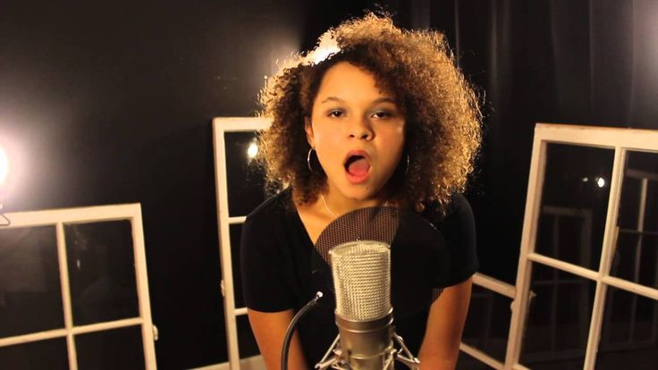 Rachel Crow - Back to Black (ft. Clayton and Chantry)