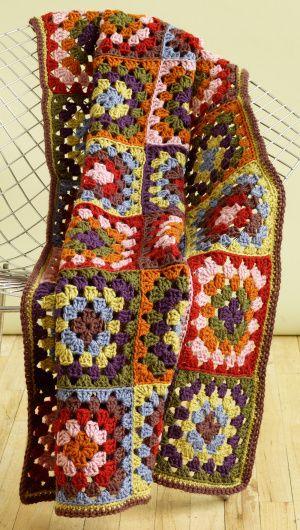 Croche e Cia: Mantas, squares, afghans e 2180 motivos de croche
