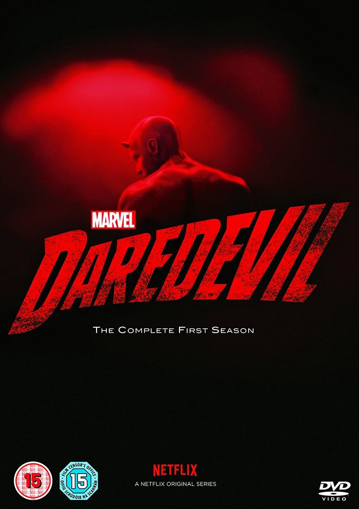 Marvel's Daredevil [DVD]