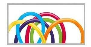 MIX TROPIKALNY 260Q 100szt Qualatex balony do modelowania   BALONY \ BALONY DO MODELOWANIA \ QUALATEX BALONY \ BALONY DO MODELOWANIA \ 260 (standard) BALONY \ BALONY DO MODELOWANIA \ Mix kolorystyczny
