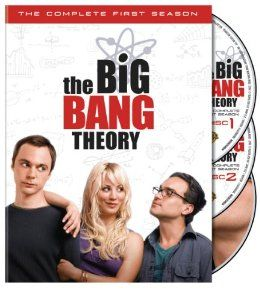 For Elyse Amazon.com: The Big Bang Theory: The Complete First Season